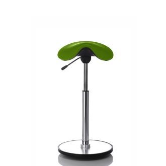 Futura Flex Sadelstol - Kontorstol med balancefod