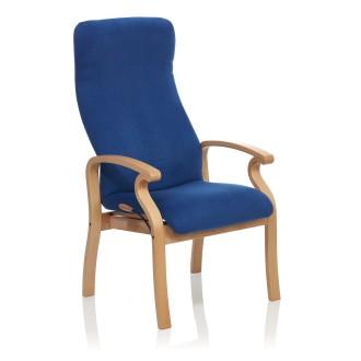 Majo Care Granddad lænestol med vipbar høj ryg