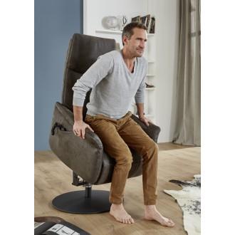 Fåborg Senior lænestol høj siddehøjde