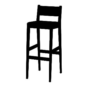 barstole fra stolespecialisten til hjemmet, kantinen, institutionen, cafeen eller restauranten