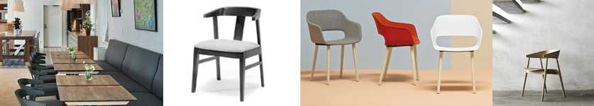 restaurant og caféstole fra stolespecialisten