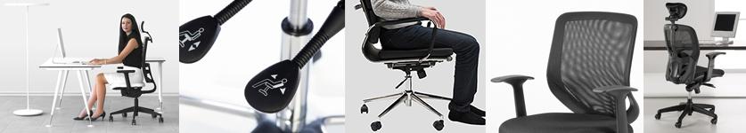 Gode og billige kontorstole fra stolespecialisten