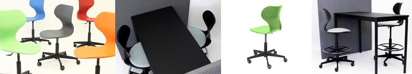 Undervisningsstole fra stolespecialisten til institutioner og skoler