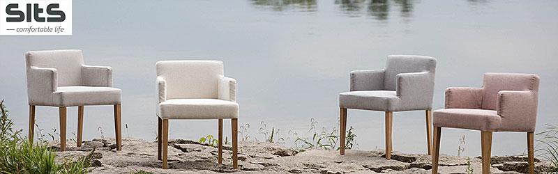 Lækre lænestole i klassisk romantisk design fra SITS