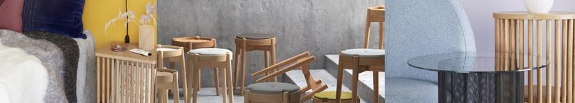 sidebord natbord sofabord eller entré møbel find det hele hos stolespecialisten