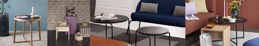 Sofabord fra stolespecialisten det perfekte tilbehør til din yndlingsstol eller sofa