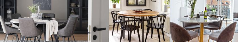 det perfekte spisebord til dine smukke spisebordsstole fra stolespecialisten